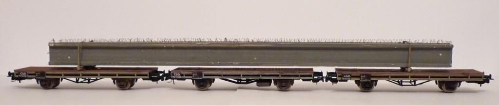Vozy s nákladom