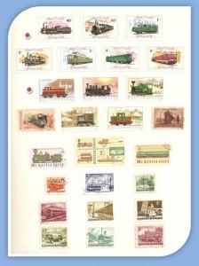 Známky sus. štátov, Maďarsko 3