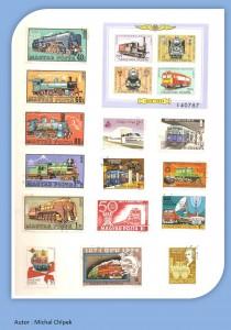 Známky sus. štátov, Maďarsko 4