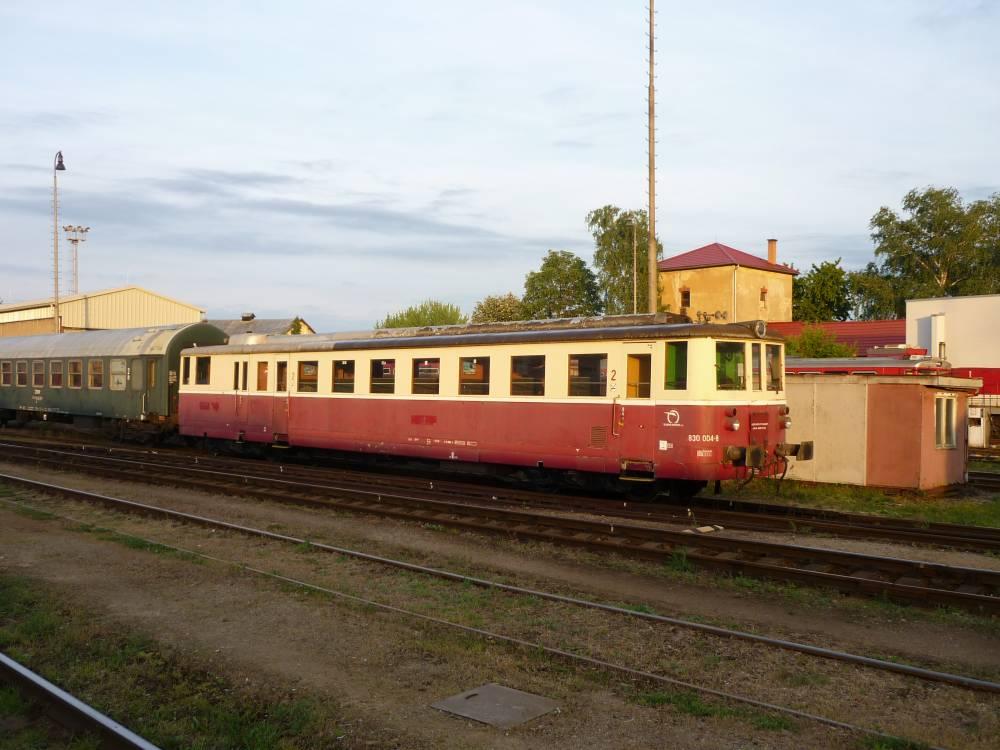 Na konci súpravy je M262 / 830 004-8