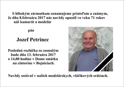 parte Jožko Petrinec